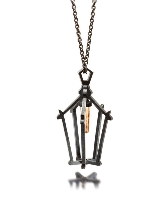 Necklace Lantern Pendant - 1805 Story