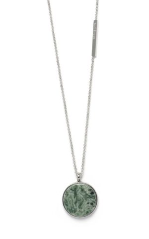 Collier Rock Neck Steel Green - Bud to Rose