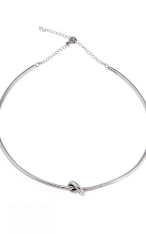 Collier Ella Steel - Ingnell Jewellery