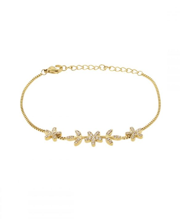 Bracelet Grace Gold - Ingnell Jewellery