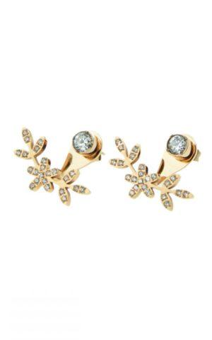 Boucles d'oreilles Grace Gold - Ingnell Jewellery