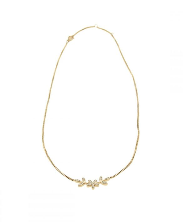Necklace Grace Gold - Ingnell Jewellery