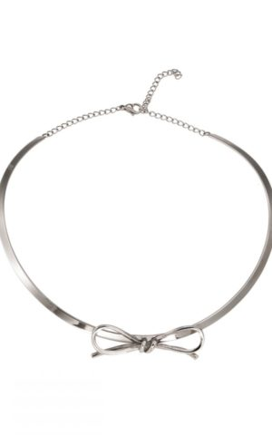 Collier Molly Steel - Ingnell Jewellery