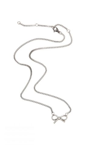 Collier Molly Mini Steel - Ingnell Jewellery