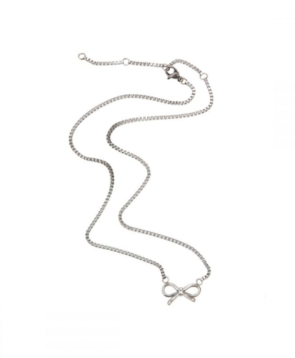 Necklace Molly Mini Steel - Ingnell Jewellery