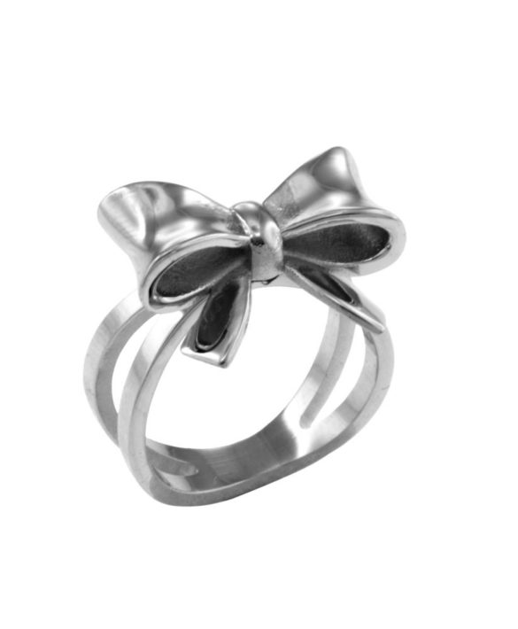Bague Molly Deluxe Steel - Ingnell Jewellery