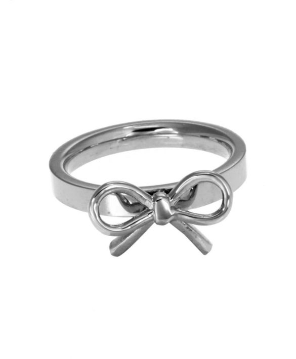 Bague Molly Steel - Ingnell Jewellery