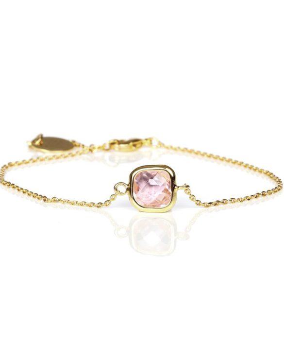 Bracelet One Piece Pink - Star of Sweden