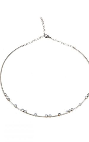 Collier Ziva Steel - Ingnell Jewellery