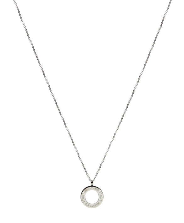 Necklace Madison Steel - Bud to Rose