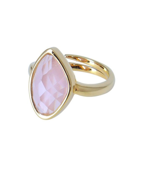 Bague Snowdrop Pink - Star of Sweden