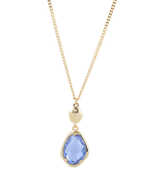 Collier Snowdrop Blue - Star of Sweden