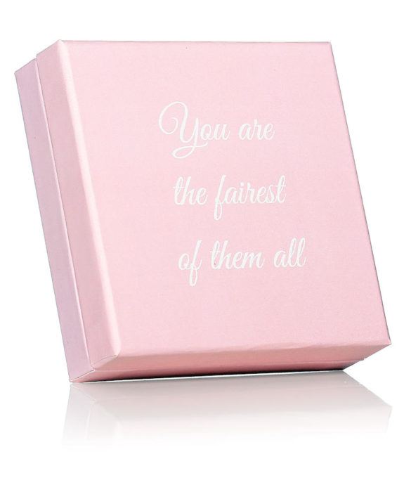 Gift Box Pink - YOU ARE THE FAIREST OF THEM ALL - Star of Sweden