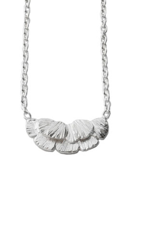 Necklace Serenity Silver - Pioni Design