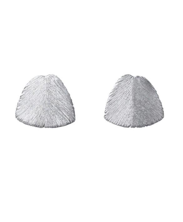 Boucles d'oreilles Serenity Silver - Pioni Design