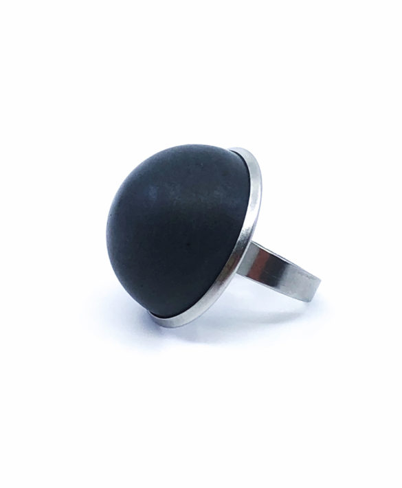 Bague Ädel Graphite Grey - Craft Studio