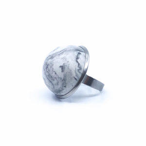 Ring Ädel LIght Marbled - Craft Studio