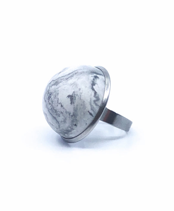 Bague Ädel LIght Marbled - Craft Studio
